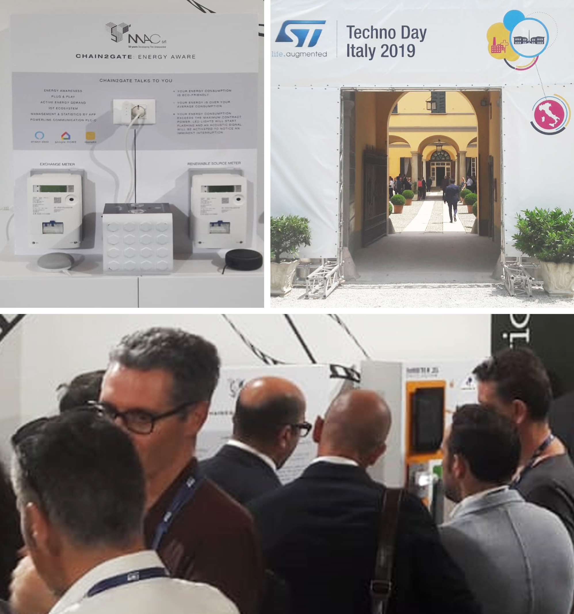 STMicroelectronics | Techno Day Italy 2019