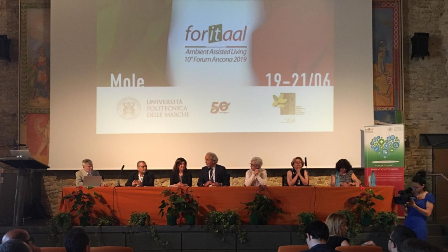 FORITAAL – Forum Italiano Ambient Assisted Living